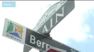 Midtown Street Signs