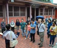 Learning about the Confucius Temple